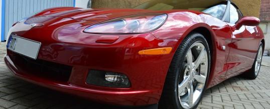 Aufbereitung einer Corvette C6