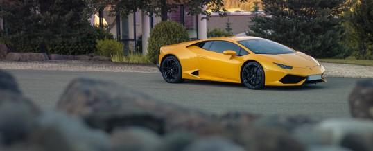 Aufbereitung Lamborghini Huracan